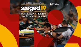 Szeged – kajak-kenu vb 2019 – Kisfilm :) – Példaképes rendezvény